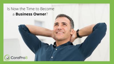 Shifting from employee to business owner