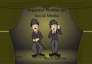 Impostor on social media