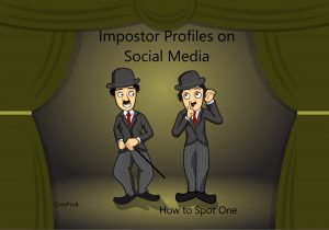 Impostor Profiles On Social Media