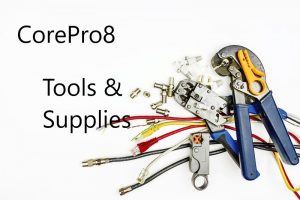 List of tools and supplies