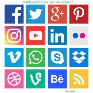 Social Media Advertising Where do we begin