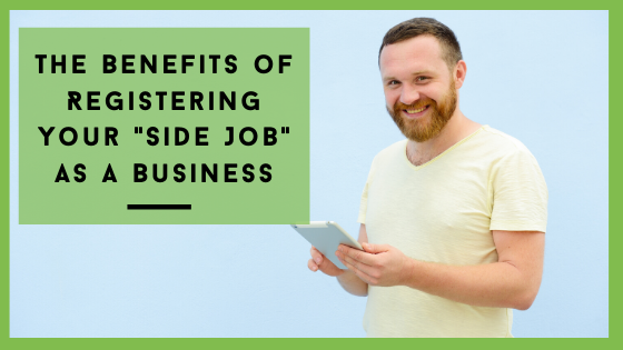 Registering Your Side Job as a Business 1