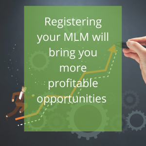 Registering your MLM