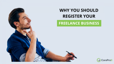 Why you should register your freelance business