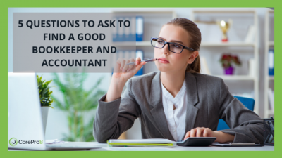 How to find a good bookkeeper and accountant