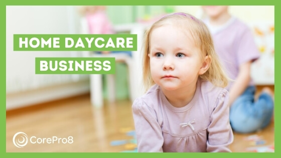 Home Daycare business