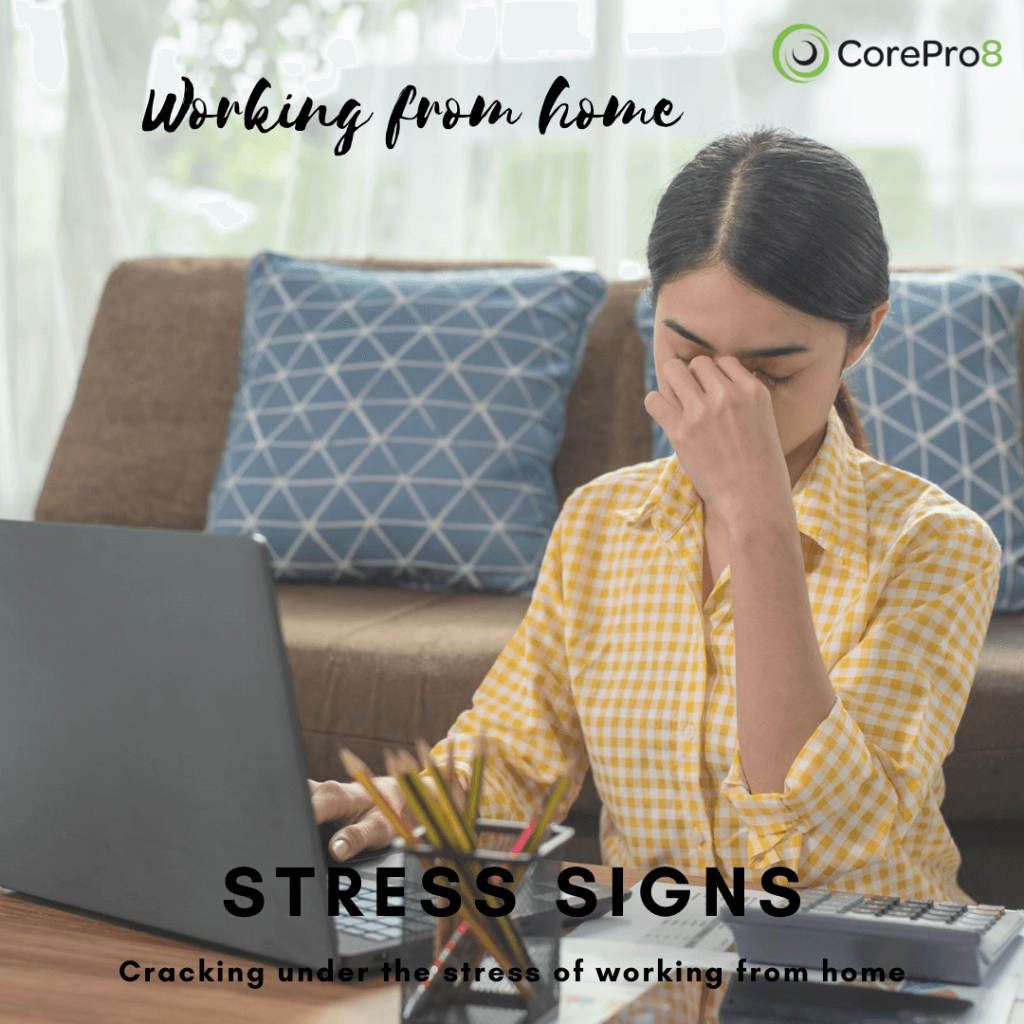 How to reduce stress when working from home