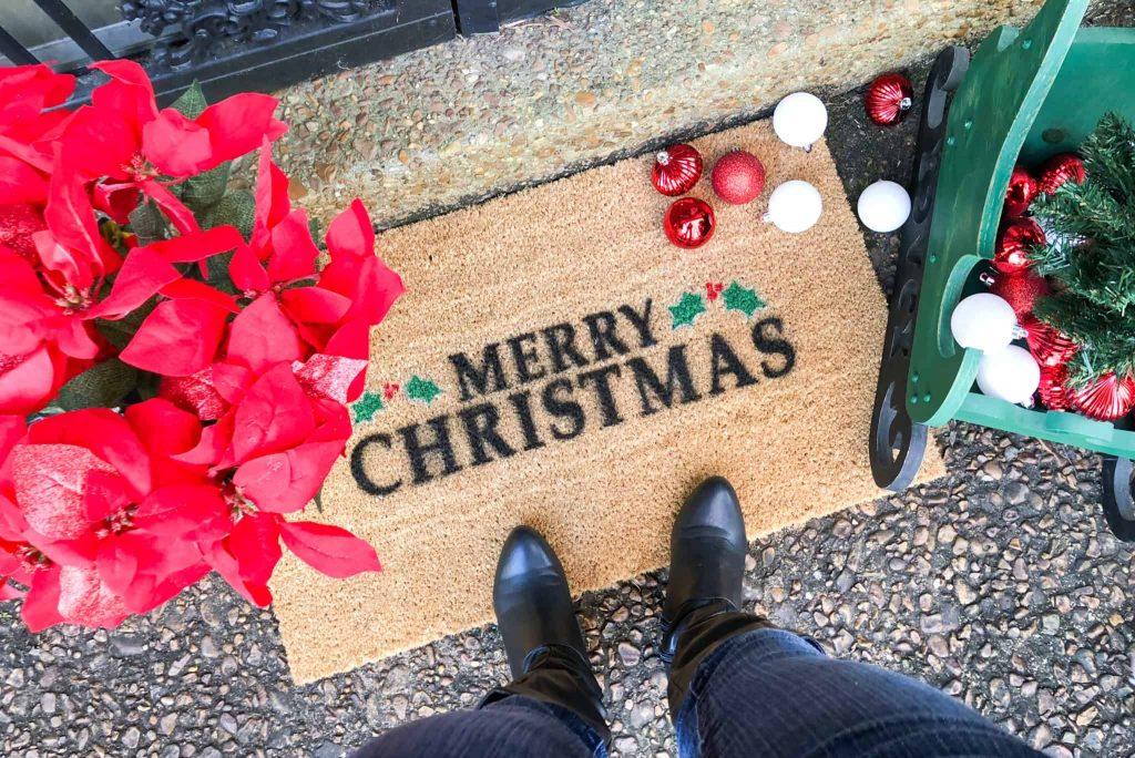 Christmas Doormats