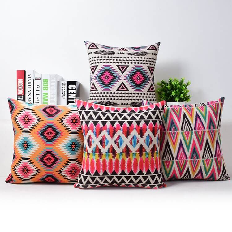 Make your Cushions and display Online