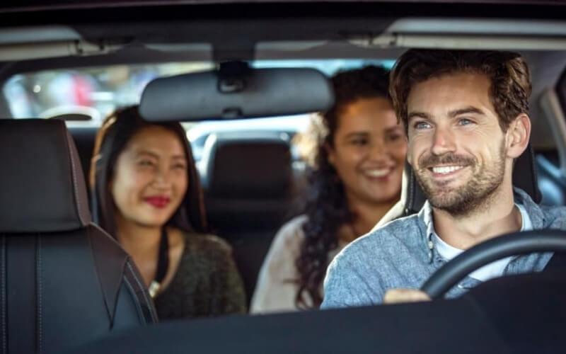 Drive Uber