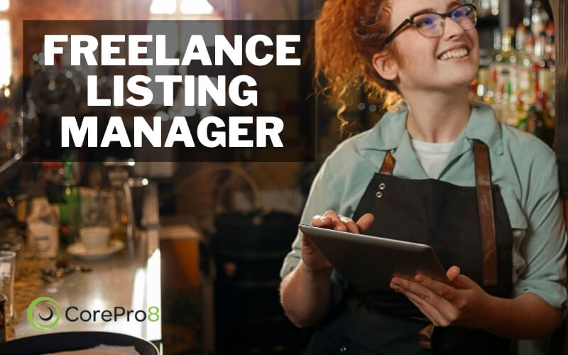 Freelance Listing Manager