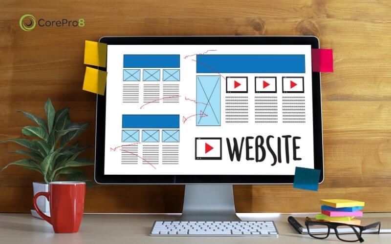 Get your blog, website