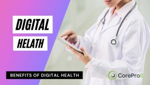 Benefits of digital health