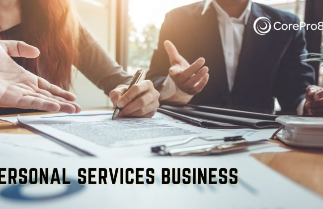 What is a Personal Services Business: An Introduction | Corepro8