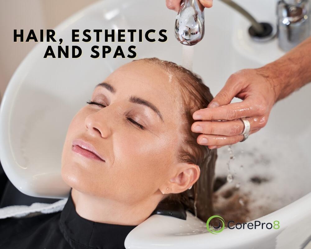 Hair Esthetics and Spas