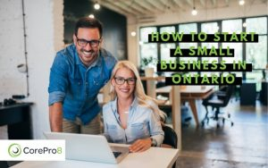 start a small business in ontario