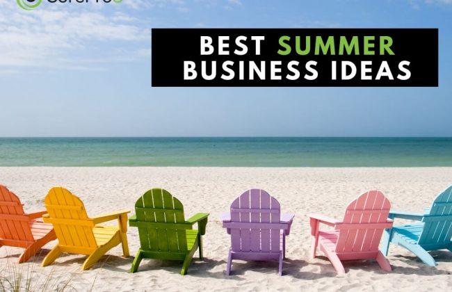 Top 12 Best Summer Business Ideas for 2021