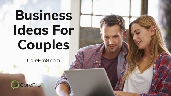 Top 10 Best Small Business Ideas for Couples 2021